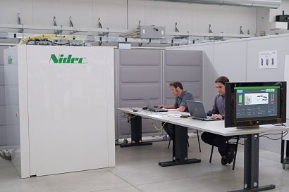 Nidec launches new Ultra Fast Charger for rapid recharging of new-generation EVs