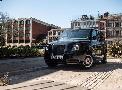 UK first as 'Go Electric Taxi' scheme is launched in Coventry