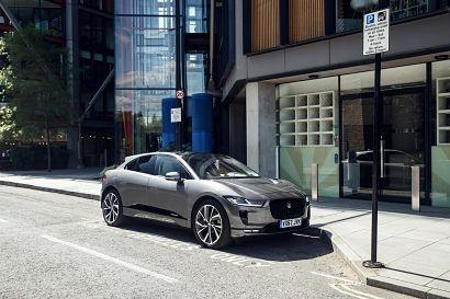 Jaguar I-PACE shortlisted for 'Best Car' at Pocket-lint Gadget Awards 2018