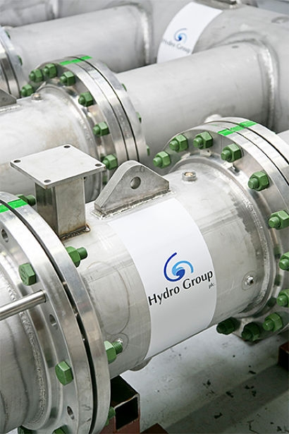 Hydro Group completes work on groundbreaking marine energy project