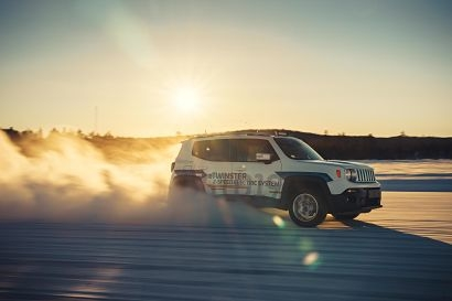 GKN trials the world's first battery EV with two-speed transmission and torque vectoring