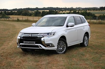Outlander is the best-selling Mitsubishi vehicle in Europe