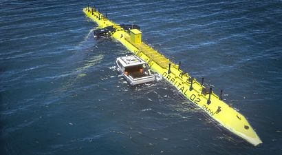 Orbital Marine Power awards blades contract for O2 tidal turbine to Gosport's A C Marine & Composites