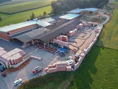 Senftenbacher to produce bricks with energy storage from EnergyNest