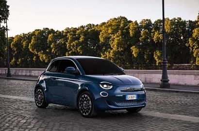 Fiat launches its new electric hatchback