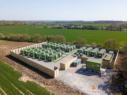 Zenobe Energy partners with EDF in battery trading deal