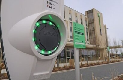 YourParkingSpace teams up with EVBox to spark EV park and charge revolution for UK motorists