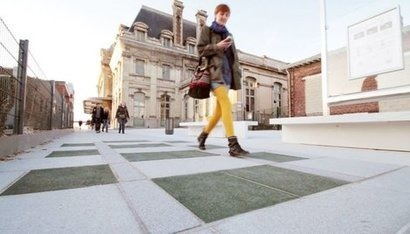 Pavegen installation confirmed for London financial district