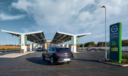 renewableenergymagazine.com - Electric/Hybrid - ABB delivers chargers for revolutionary ?Gridserve Electric Highway? EV charging network - Renewable Energy Magazine, at the heart of clean energy journalism