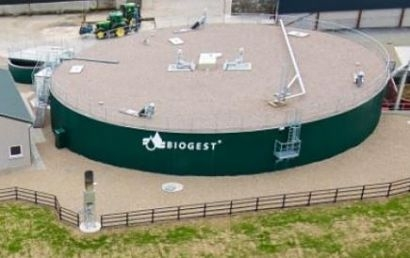Biogest Builds Two More Biomethane Plants in France