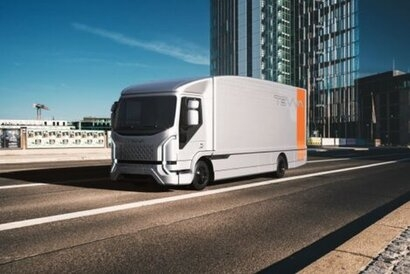 Tevva unveils new 7.5-tonne all-electric truck intended for mass production in the UK