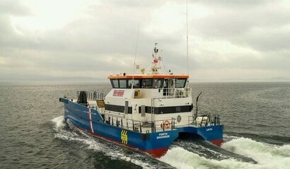 Briggs Marine acquires its first Crew Transfer Vessel