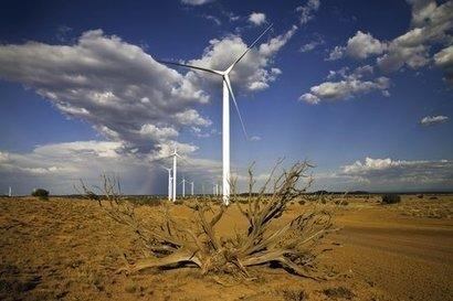 Wind power across rural and rust belt America powers big brands