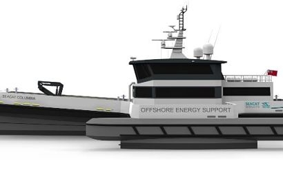 Seacat Services to acquire 'greenest CTV on the market' from Bar Technologies