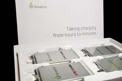 StoreDot one step closer to eliminating EV charging and range anxiety
