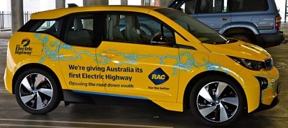 Australian climate action leaders working to accelerate EV uptake