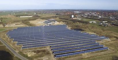 Danish CSP system reaches full capacity