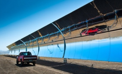 NREL finds that CSP can achieve extra value in California