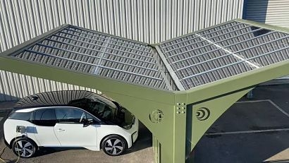 renewableenergymagazine.com - Electric/Hybrid - Solarwatt and Centregreat partner to develop solar-powered EV carport - Renewable Energy Magazine, at the heart of clean energy journalism