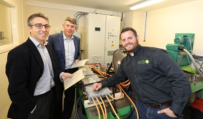 Avid Technology joins with Caterpillar UK and ICL to develop new battery storage system
