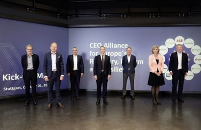 European CEO alliance emphasises cross-industry collaboration to fight climate change