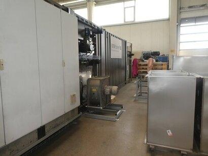 Troostwijk Auctions announce online auction of NEWeco-tec NEWtainer KS-M 500/100 Compact belt dryer