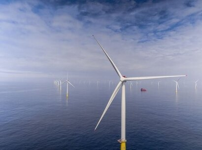 Siemens Gamesa receives firm order for 448 MW Courseulles-sur-Mer offshore wind project