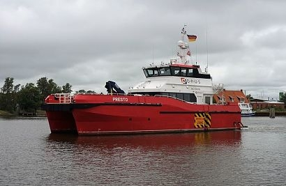 Vessel performance data crucial to chartering the right balance of CTVs says Reygar