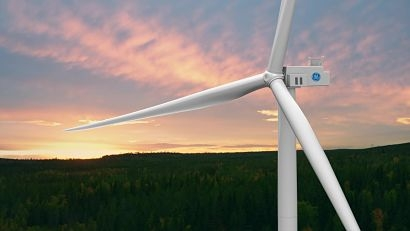 GE Renewable Energy to deliver Cypress turbines for 175 MW onshore wind farm in Sweden