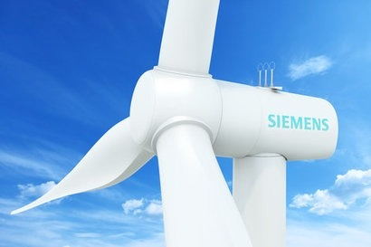 Siemens new onshore wind turbine ready for German market