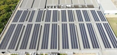 Cleantech Solar completes 1 MW PV system for Thai automotive parts manufacturer Daiwa Kasei