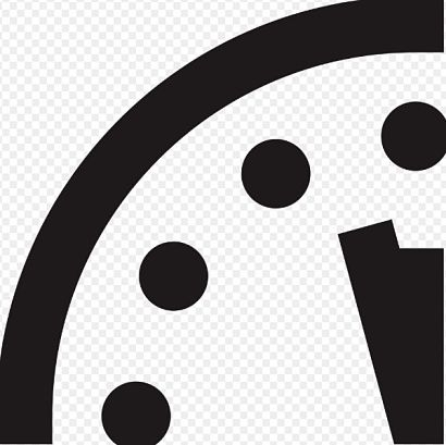 Climate risks help reset Doomsday Clock to 2 minutes to midnight