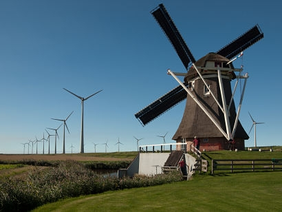 Rocky Mountain Institute showcases Dutch wind power PPA partnership