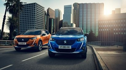 Peugeot electric revolution continues with e-2008 SUV