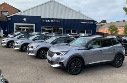 Ecotricity orders three more Peugeot electric cars