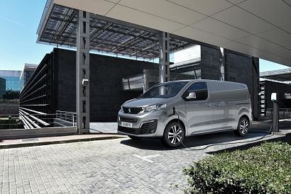 Peugeot launches e-Expert electric van