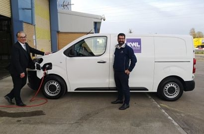 Kingstown Works Limited and Hull City Council boost vehicle fleet with 100 percent Peugeot vans
