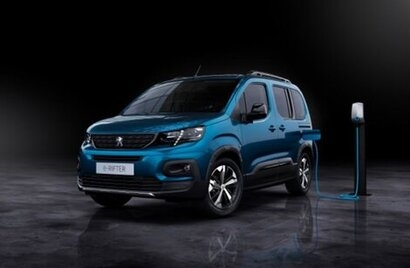 Peugeot launches new e-Rifter electric vehicle