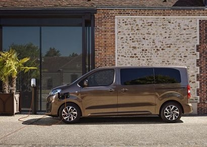 Citroën launches new electric SpaceTourer