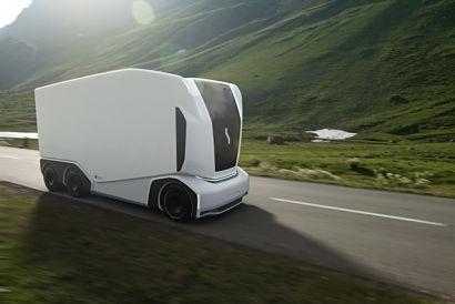 Einride launches range of Autonomous Electric Transport (AET) vehicles