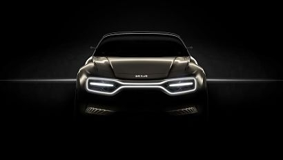 Kia Motors to reveal new electric concept car at Geneva