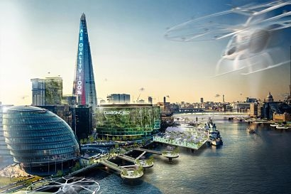 Jaguar and leading London architects group present electrified vision for the future