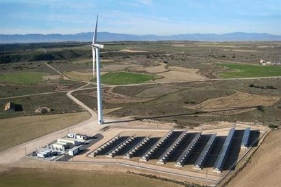 Gamesa finalises development of its offgrid system with a new battery storage system