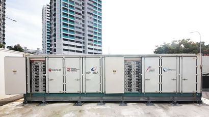 Wärtsilä selected as a preferred supplier for AGL Energy's grid-scale energy storage plans
