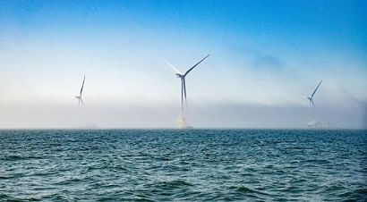 UK offshore wind farm Trump tried to block installs final turbine