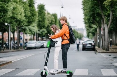 A micromobility reboot could create up to 1 million jobs and save over 30 millon tons of CO2 per year in Europe