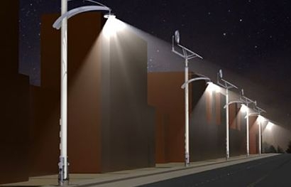 Envision Solar announces new lamp standard EV charger