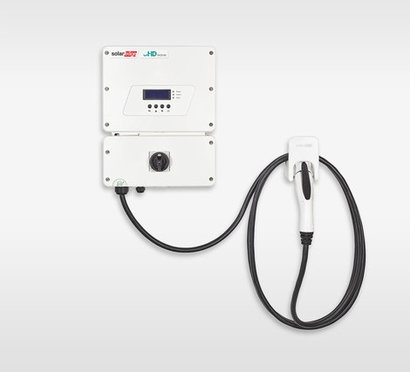 SolarEdge launches first PV inverter-integrated EV charger