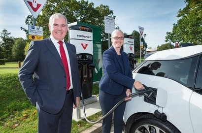 EV charging systems at UK business park go live