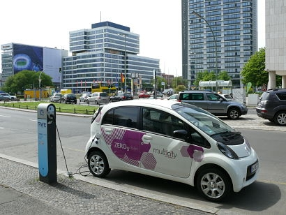 E.ON supports switch to electromobility in Europe